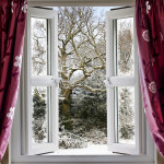 bigstock-Open-window-with-view-to-a-sno-19690193